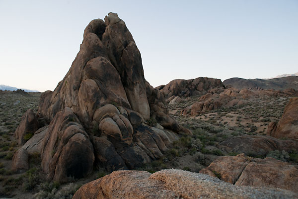 Volcano Rock, Alabama Hills