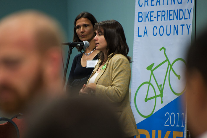 Madeline Brozen, Program Director, Complete Streets Initiative at UCLA School of Public Affairs