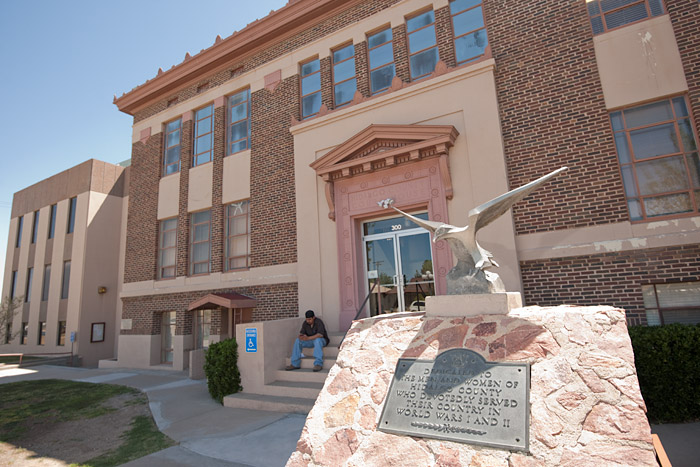 Lordsburg Courthouse