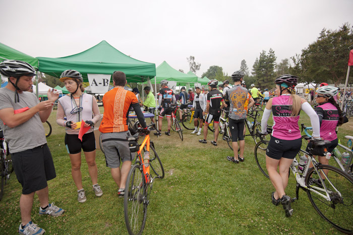 Around 3000 cyclists register for the event which is the main fundraiser for the LACBC.