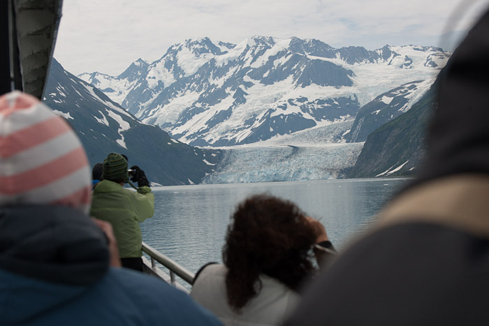 Viewing Surprise Glacier