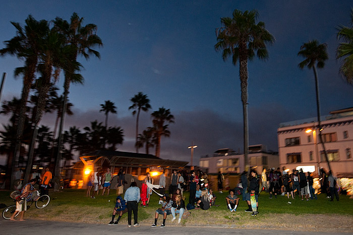Photos: Venice Beach Drum Circle