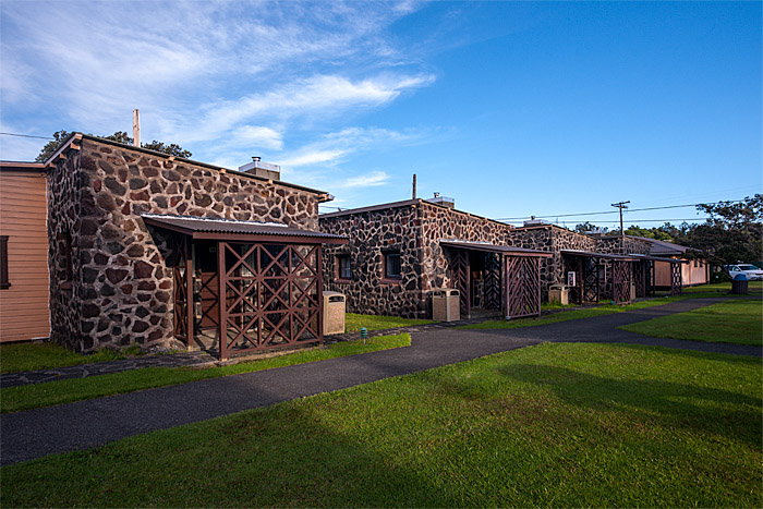 Kilauea Military Camp housed Japanese Hawaiian civilians prisoners deemed dangerous and potentially dangerous by the FBI following the bombing of Pearl Harbor and the official entrance of the American military to World War II.