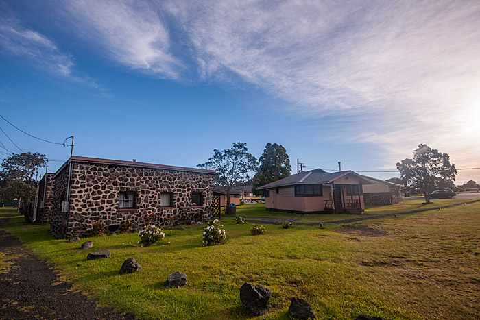 Kilauea Military Camp