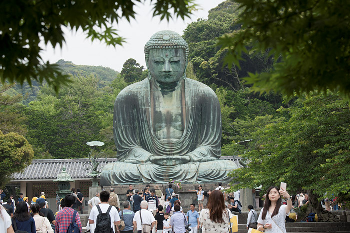 Great Buddha at Kōtoku-in, Kamakura