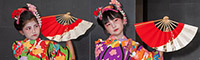 Bando Hiromiya Japanese dance studio showcases student work at their annual luncheon in Torrance, California