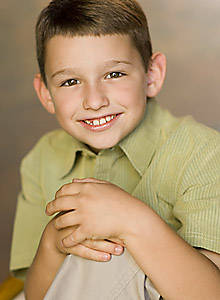 Child Actor Headshot - Los Angeles